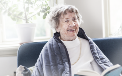 People with dementia are testing weighted products.